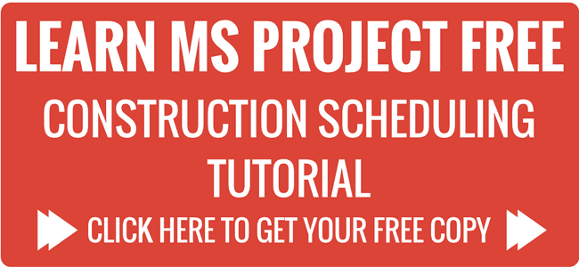FREE MS Project Course for Construction Schedules - www.constructionleadingedge.com.com/ms-project-tutorial