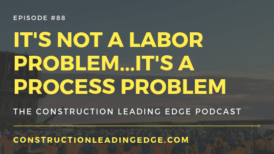 Construction skilled labor shortage Entekra Gerald Gerry McCaughey